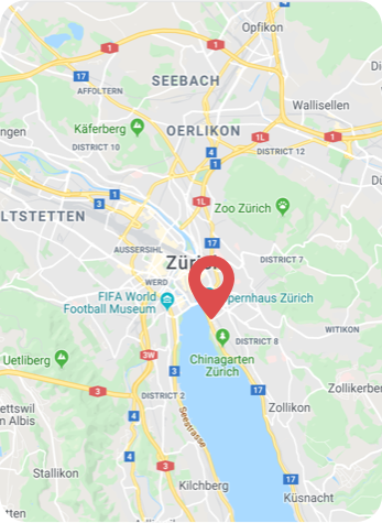 cafe black 1966 zurich map